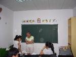 Juren Primary students